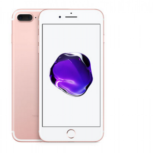 Телефон Apple iPhone 7 Plus Rose Gold (розовое золото) 128gb