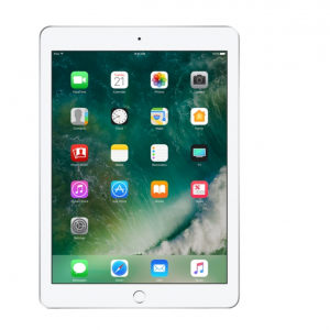 Планшет Apple iPad 2017 128Gb Wi-Fi + Cellular (4G) Silver