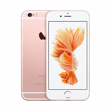 Apple iPhone 6S 32Gb Rose Gold смартфон