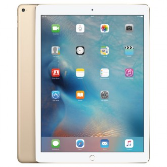 "Apple iPad Pro 12.9"" (2017) 256Gb Wi-Fi Gold планшет"