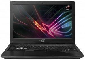 "Ноутбук ASUS ROG GL503GE (Intel Core i7 8750H 2200 MHz/15.6""/1920x1080/16GB/1128GB HDD+SSD/DVD нет/NVIDIA GeForce GTX 1050 Ti/Wi-Fi/Bluetooth/Windows 10)"