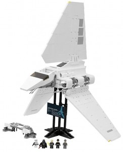 Конструктор LEGO Star Wars 10212 Imperial Shuttle Имперский шатл