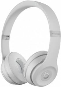 Beats Solo3 Wireless Headphones Matte Silver матовое серебро наушники MR3T2