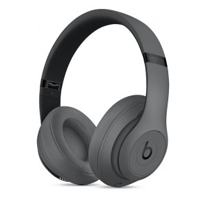Beats Studio 3 Wireless Gray Bluetooth MTQY2 наушники