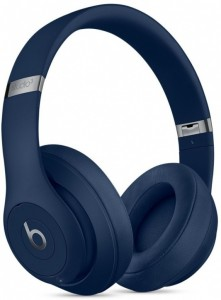 Beats Studio 3 Wireless Bluetooth Blue наушники MQCY2