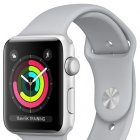 Часы Apple Watch Series 3 42mm Silver Aluminum Case with Sport Band(GPS) Fog MQL02