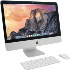 "Моноблок Apple iMac 21.5"" with Retina 4K display (Intel Core i5 7500 3400Mhz/21.5""/4096х2304/8Gb DDR4/1000Gb FD/DVD нет/AMD Radeon Pro 560/WiFi/Bluetooth/MacOS) Silver MNE02RU/A"