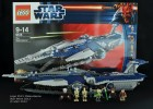Конструктор LEGO Star Wars 9515 The Malevolence Зловещий