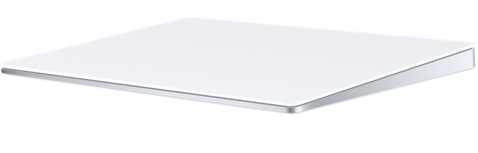 Apple Magic Trackpad 2 White Bluetooth